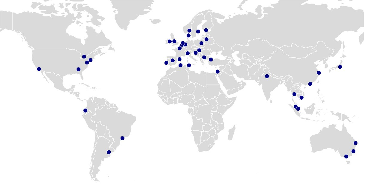 M&A Worldwide Offices
